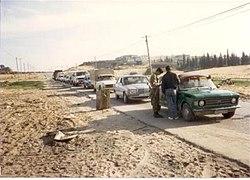 Jabalya1988roadblock