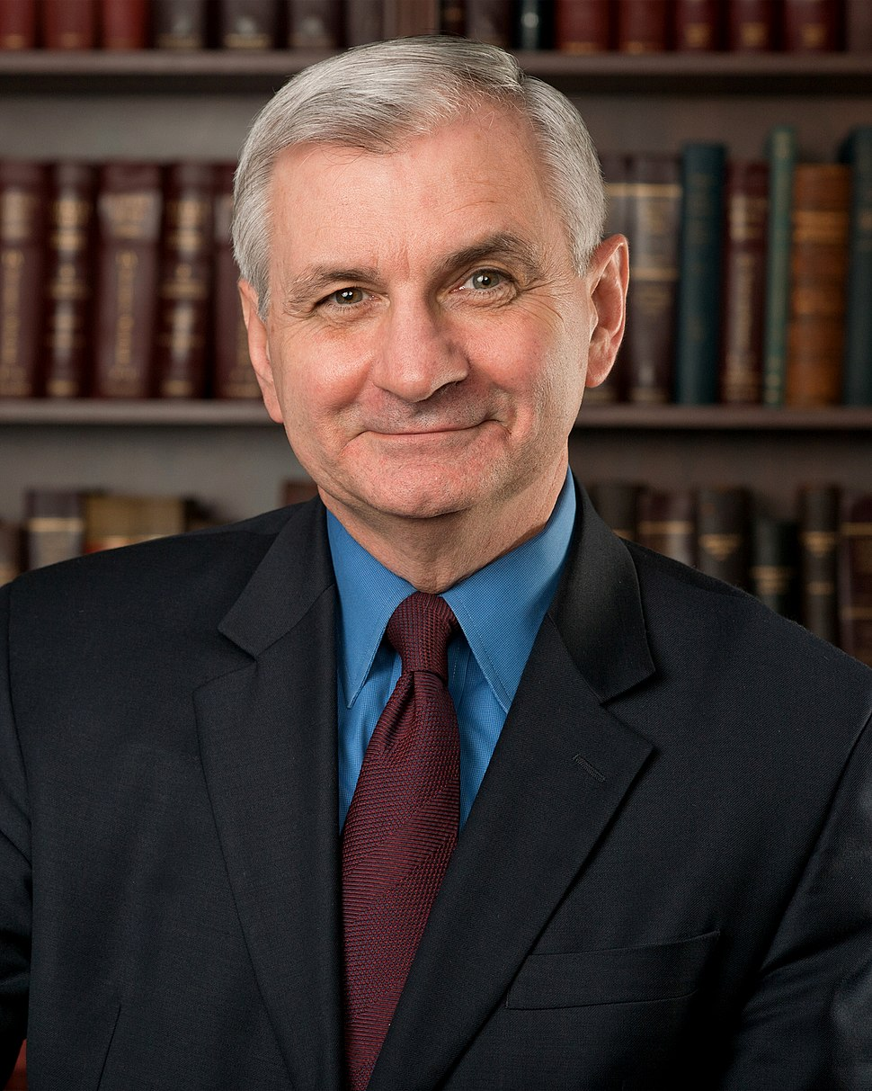Jack Reed, official portrait, 112th Congress
