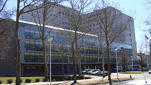 Jacobi Medical Center - Jacobi Ambulatory Building