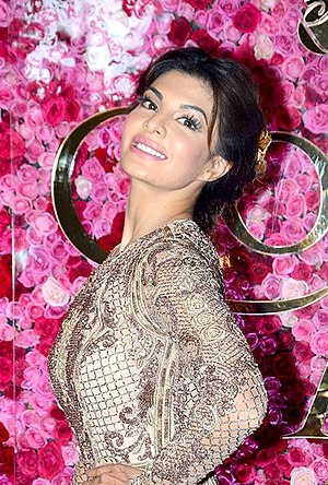 Jacqueline Fernandez - at 'Lux Golden Rose Awards 2016'