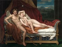 Jacques-Louis David - Cupid and Psyche - 1962.37 - Cleveland Museum of Art.tiff