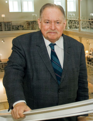 Jacques Parizeau - Jacques Parizeau in 2008