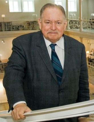 Jacques Parizeau - Jacques Parizeau in 2008