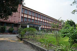 Jadavpur University - The new National Instruments Limited Campus