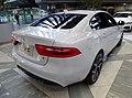 Jaguar XE S (CBA-JA3VA) rear.jpg