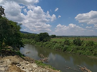 Jalaur River 17th largest river system in the Philippines