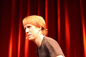 James Arnold Taylor - James Arnold Taylor at Star Wars Weekends 2011