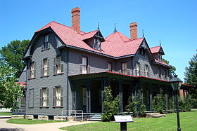 James A. Garfield National Historic Site.JPG