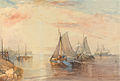 James Baker Pyne - Shipping in a Calm.jpg