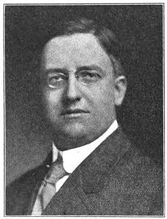 James H. Cassidy American politician (1869-1926)