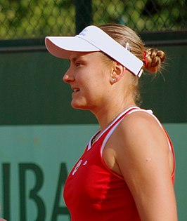 Winnares in 2012: Nadja Petrova