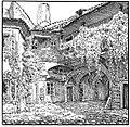 Jan Honsa 1916 - Ve dvoře domu č. 814 v ulici U Milosrdných.jpg