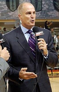 Jay Bilas American college basketball analyst