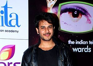 Jay Soni - Soni at the red carpet of ITA awards 2014