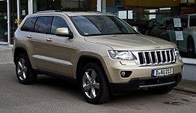 jeep grand cherokee (wk2)