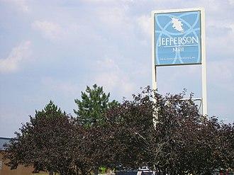 Jefferson Mall - Image: Jefferson mall
