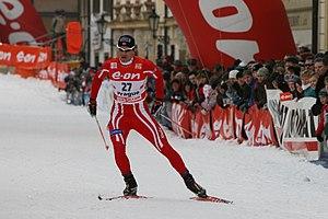 Jens Arne Svartedal - Jens Arne Svartedal at Tour de Ski, Prague 2007