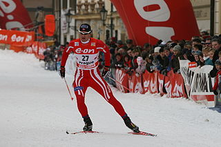Jens Arne Svartedal cross-country skier