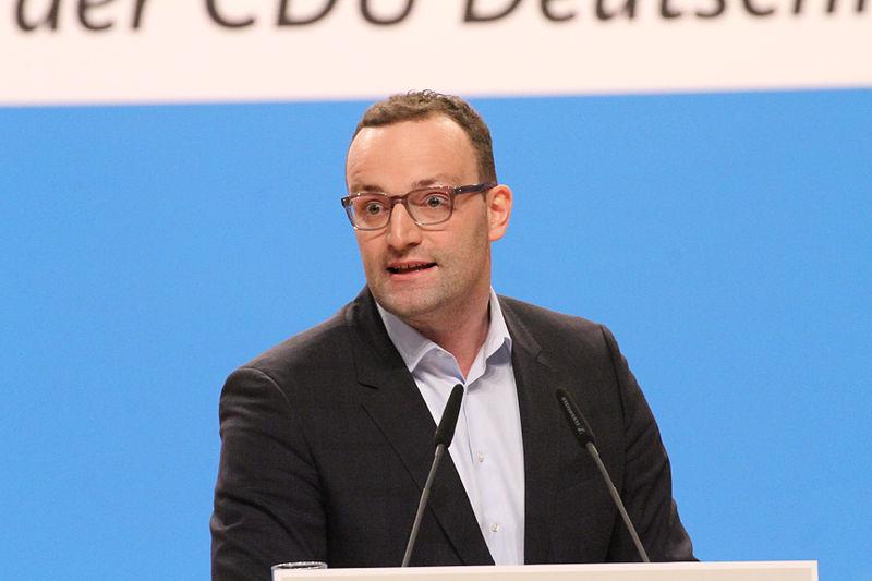 File:Jens Spahn CDU Parteitag 2014 by Olaf Kosinsky-12.jpg