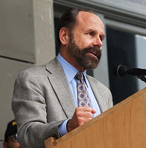 Jerry Hill (politician) - Hill in 2006