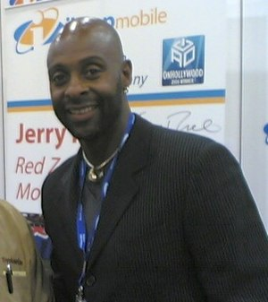 Super Bowl Most Valuable Player Award - Image: Jerry Rice