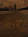 Jerusalem Zed's cave - my shadow (6035868573).jpg
