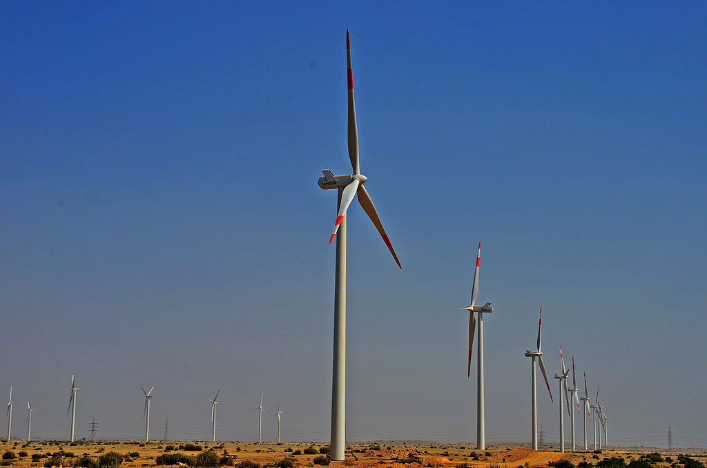 Shepherds Flat Wind Farm