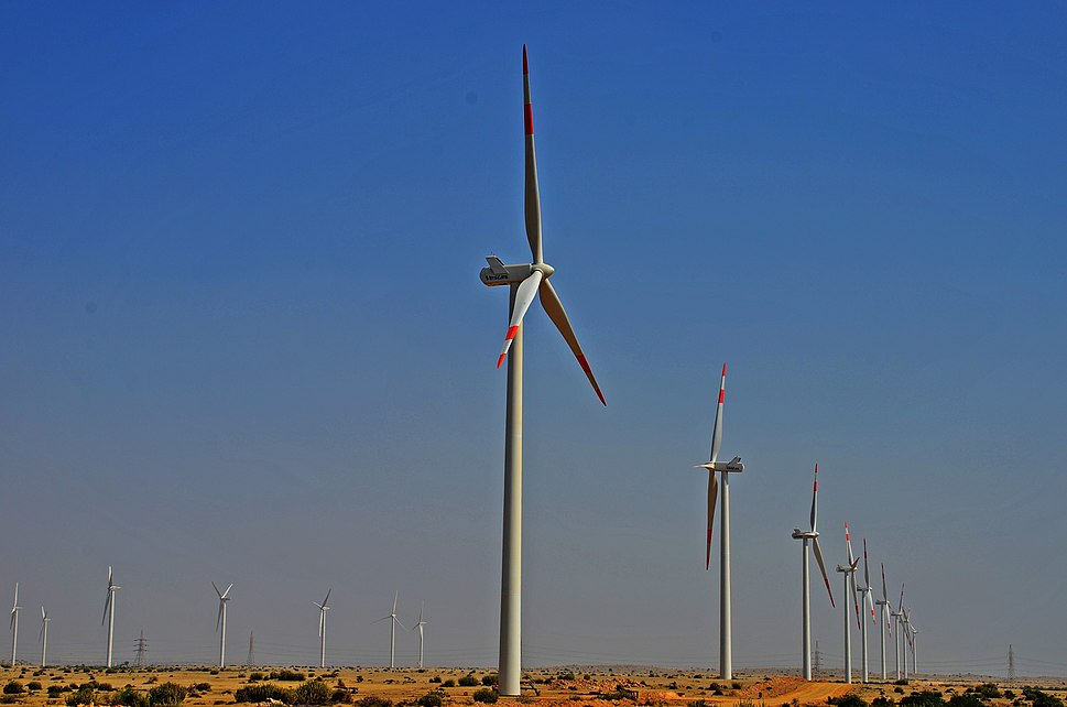 Jhimpir Wind Farm 2012