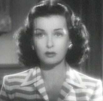 Hollow Triumph - Joan Bennett as Bartok's secretary