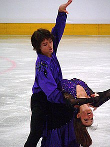 Joanna Lenko & Mitchell Islam 2006 JGP The Hague.jpg