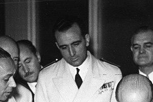 Joaquín Ruiz-Giménez - Ruiz-Giménez in 1954
