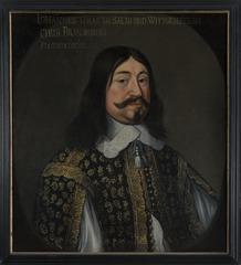 Johan VIII, 1601-1657, greve av Sayn och Wittgenstein