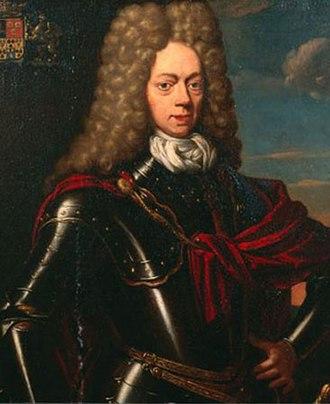 John William, Baron Ripperda - Image: Johan Willem Ripperda