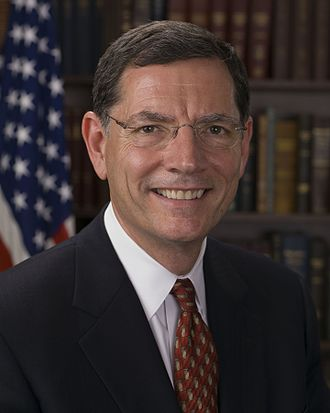 2018 United States Senate election in Wyoming - Image: John Barrasso official portrait 112th Congress