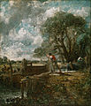 "John Constable, English - Sketch for ""A Boat Passing a Lock"" - Google Art Project.jpg"