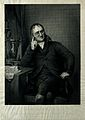 John Dalton. Line engraving by W. H. Worthington, 1823, afte Wellcome V0001445.jpg