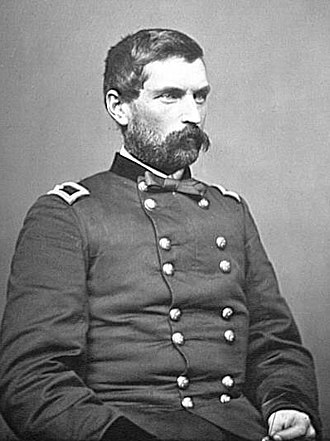 Iron Brigade - John Gibbon, the commander of the combined three-state Western Iron Brigade
