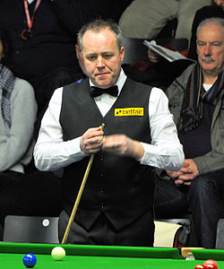 John Higgins at Snooker German Masters (DerHexer) 2013-01-30 06.jpg