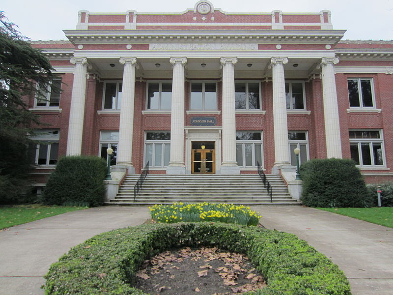 File:Johnson Hall, University of Oregon (2014).JPG