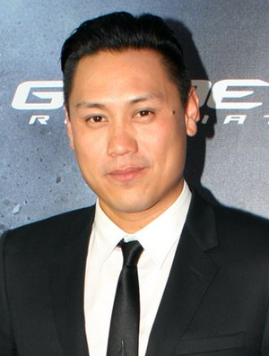 Jon M. Chu - Chu at G.I. Joe: Retaliation red carpet movie premiere, Event Cinemas, Sydney, Australia, on March 14, 2013