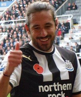 Jonás Gutiérrez Argentine footballer