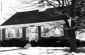 Jonathan Dean House - c. 1979 photo
