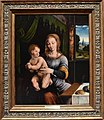 Joos van Cleve, Madonna and Child, ca. 1530, National Gallery, Oslo (2) (36298061072) (cropped-2).jpg