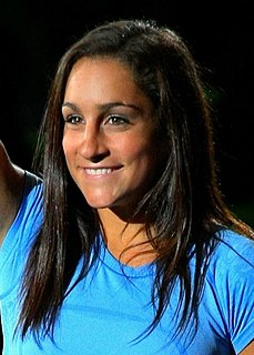 Jordyn Wieber American former artistic gymnast and current NCAA gymnastics coach