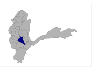 Jurm District Place in Badakhshan