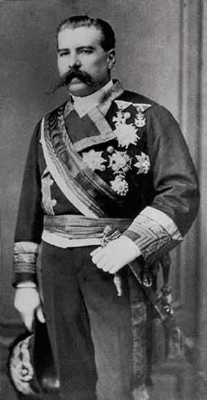 José Malcampo, 3rd Marquis of San Rafael - The Marquis of San Rafael