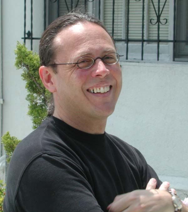 Jose Rivera playwright