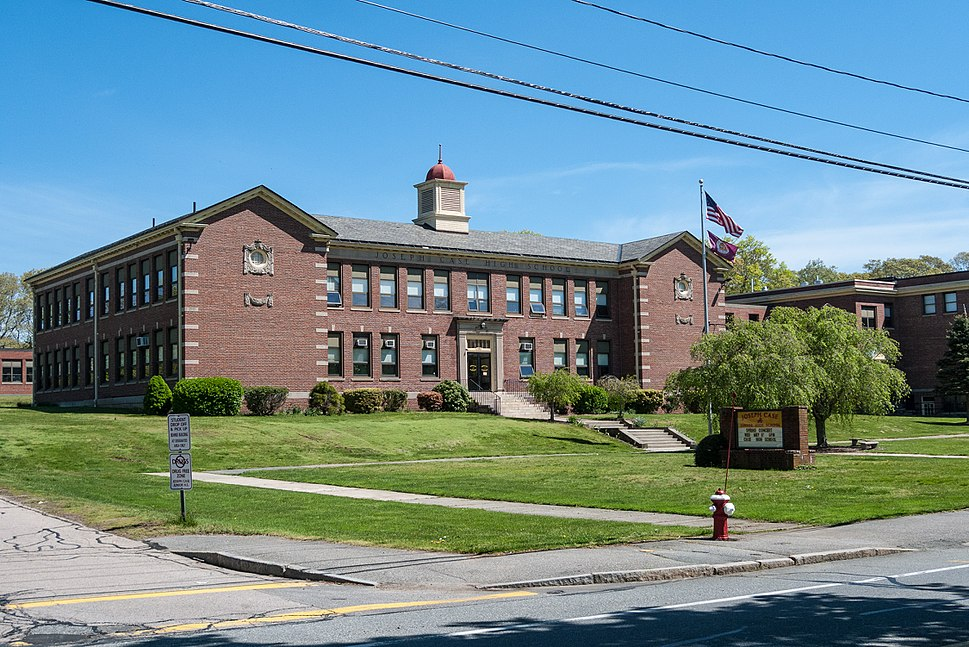 Joseph Case Junior High School, Swansea Massachusetts