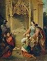Joseph Hasslwander - Am Grabe des Walther von der Vogelweide - 4508 - Österreichische Galerie Belvedere.jpg