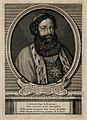 Joseph Pitton de Tournefort. Line engraving. Wellcome V0005871.jpg